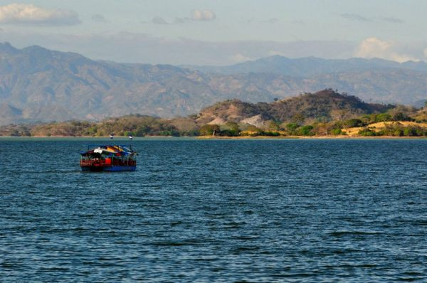 Lake Suchitoto