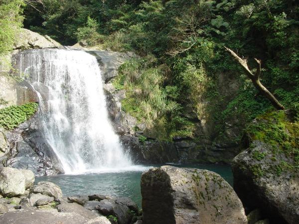 Waterfall in Wutai