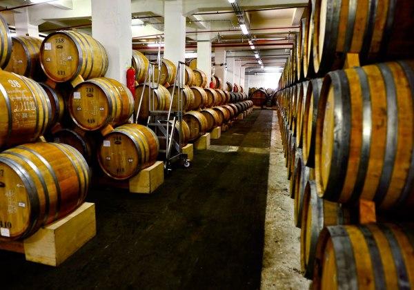 cognac factory